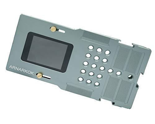 Adaptador de placa de montaje multifunción con zapata fría, puerto de 1/4...