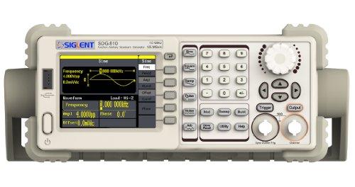 professional Siglent Technologies SDG810 Single Channel Siglent Signal Generator, Bandwidth 10 MHz, Features…