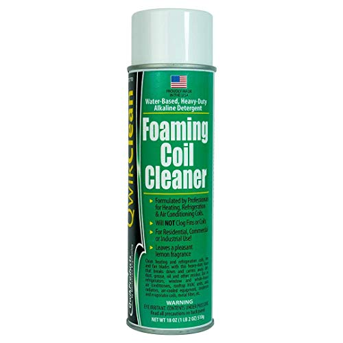 QwikProducts Coil Cleaner For Heating Units,...