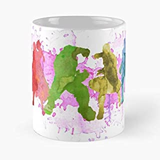 Assemble Classic Mug -11 Oz Coffee - Funny Sophisticated Design Great Gifts White-situen.