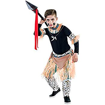 LLOPIS - Disfraz Infantil Africana t-1: Amazon.es: Juguetes y juegos