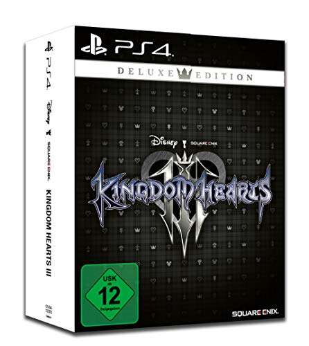 Kingdom Hearts III Deluxe Edition (PS4)