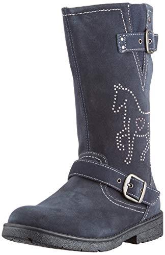 Lurchi Heidi-TEX Halblange Stiefel, Atlantic, 32 EU