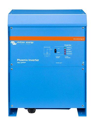 Victron Energy - Inversor 4000W 24V 5000VA Victron Energy Phoenix modelo 24/5000 - PIN245020000