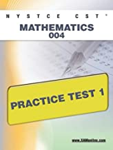 NYSTCE CST Mathematics 004 Practice Test 1