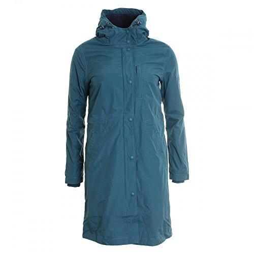 Joules Stormaway Waterproof Ladies Parka (V) 8 Dark Green