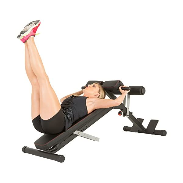 Fitness Equipment Shopping Fitness Reality X-Class Light Commercial Multi-Workout Abdominal/Hyper Back Extension