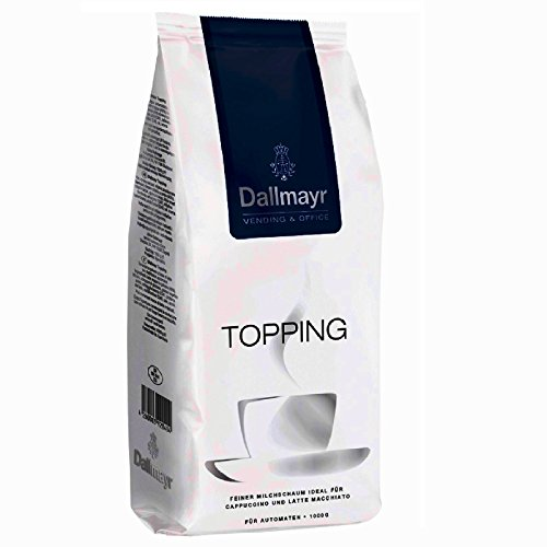 Dallmayr Topping 10 x 1kg Milchpulver Vending