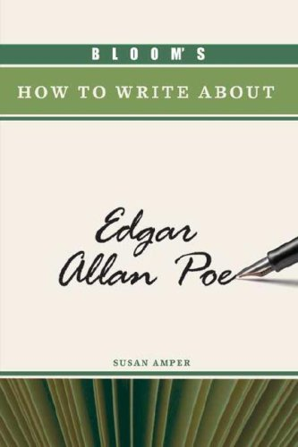 Bloom's How to Write about Edgar Allan Poe