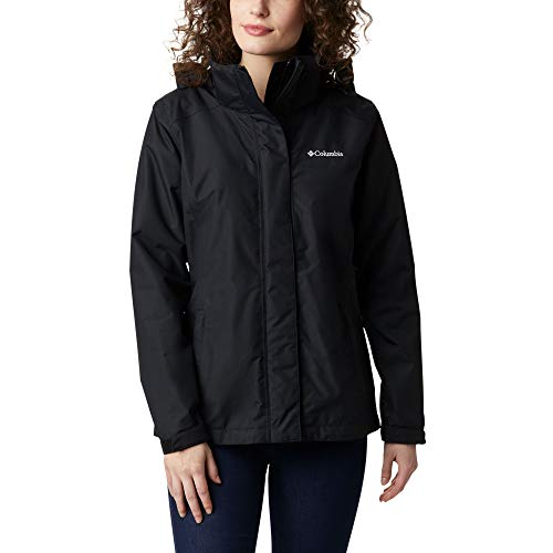 Columbia Mujer Chaqueta impermeable, Timothy Lake W Jacket,...