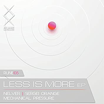 Less Is More EP