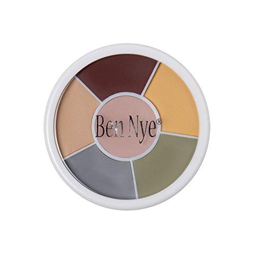 Ben Nye Death Makeup Wheel Makeup DW (1 oz/28 gm) by Ben Nye