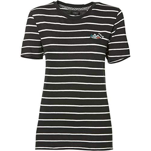 O'Neill dames T-shirt zwart M shirts & blouses