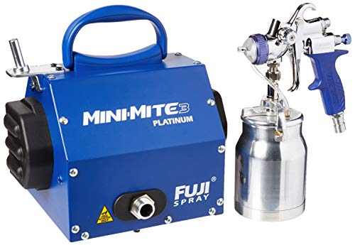 Fuji 2903-T70 Mini-Mite 3 PLATINUM - T70 HVLP Spray System