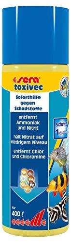 Sera Toxivec Traitement d'Eau pour Aquariophilie 100 ml