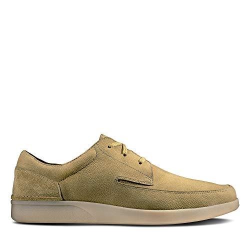 Clarks Oakland Craft, Zapatos de Cordones Derby para Hombre