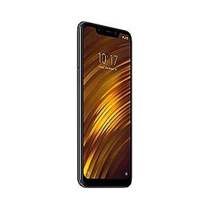 """Xiaomi Pocophone F1 - Smartphone Dual SIM de 6.18"""" , 128GB, Negro (Graphite Black)- [Versión importada]"""