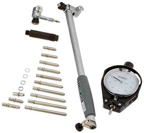 Fowler & Nsk BORE GAGE Set 1.4-6IN 9IN