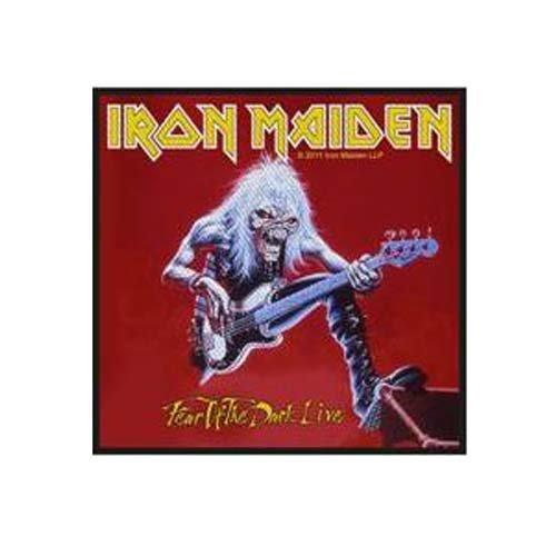 Parche Iron Maiden Motivo: Fear Of The Dark Live