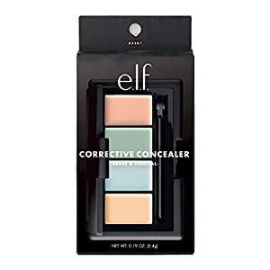 Corrective Concealer, Erase and Conceal, 0.19 Ounce