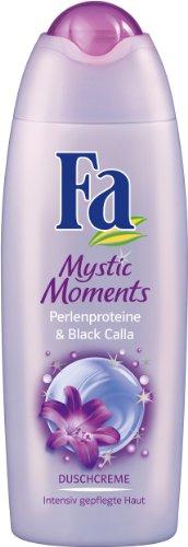 Fa Duschgel Mystic Moments Perlenproteine & Schwarze Calla , 6er Pack (6 x 250 ml)
