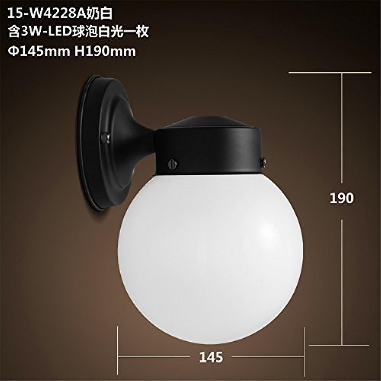 StiefelU LED Leuchte Make-up-Spiegel vorne Lampen Badezimmer Schlafzimmer Bett Leselampen Leselampen Dorfstrae Korridor ist zu hell und strahlend weie Licht