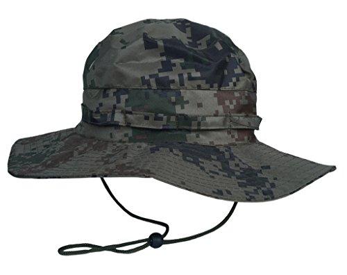 COMVIP COMVIP Sommer Damen Herren Unisex Outdoor Fischerhüte Wanderhut Sonnenhüte Schlapphut Boonie Hat Farbe A