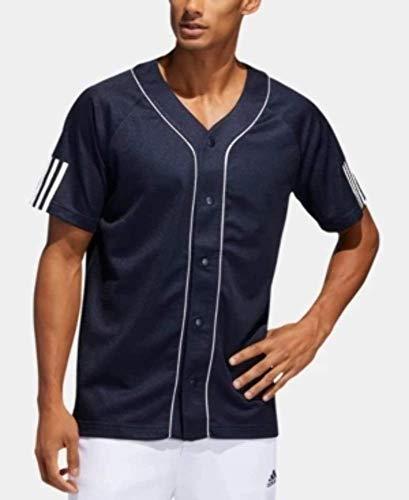 adidas Camiseta Deportiva de Manga Corta para Hombre, Hombre, Jersey, S19AAMS2S018, Legend Ink/Blanco, XL