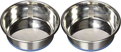 Durapet Dog Bowl [Set of 2] Capacity: 1.2 Pints/ 2 Cups