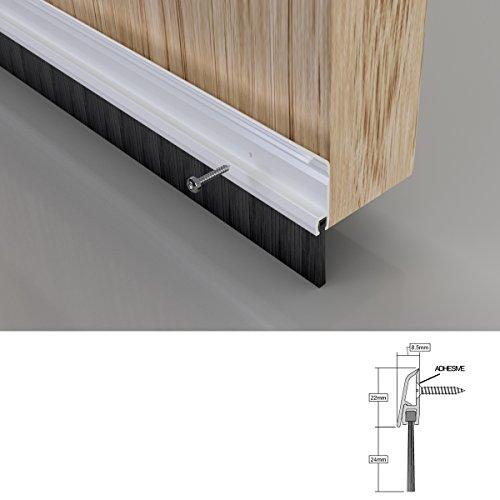 Stormguard 14SR5340914G/seuil de porte automatique/AT3 de 914/mm /aluminium