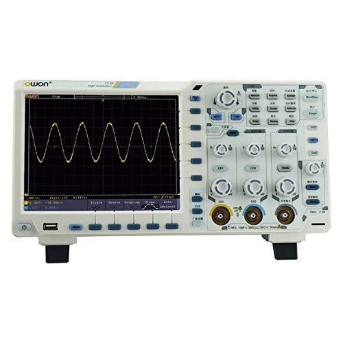 XDS3202 osciloscopio Digital de 200 MHz y 2GS / s, Funciones Data Logger + multímetro + generador de Forma de Onda como N-en-1 FDWFN