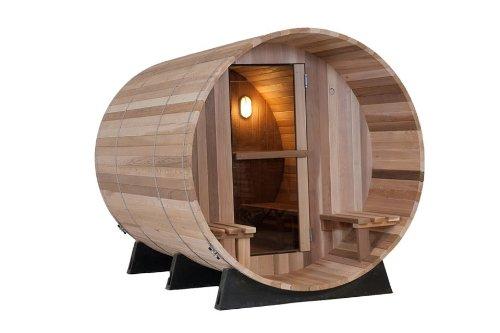 Saunass - Fonteyn Canopy 7 + 1 FT 245 x 185 x 200 cm