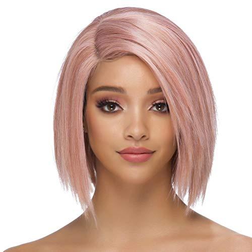 Vivica A. Fox (Evolet) - Heat Resistant Fiber Full Wig in INDIPINK