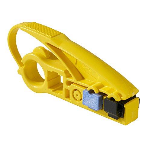 Dual Cartridge Radial Stripper Klein Tools VDV100-801-SEN