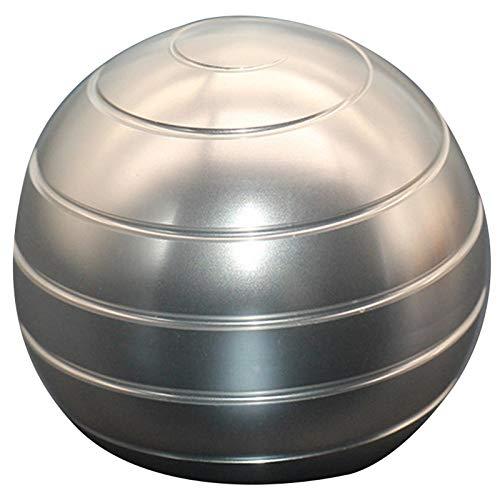 Anti Angst ADHS Stress Abzubauen Desktop Ball Transfer Gyro Schreibtisch Dekompression Rotierende Sph/ärische Kinetische Optische T/äuschung Flie/ßende Finger Spielzeug F/ür Erwachsene Und Kinder