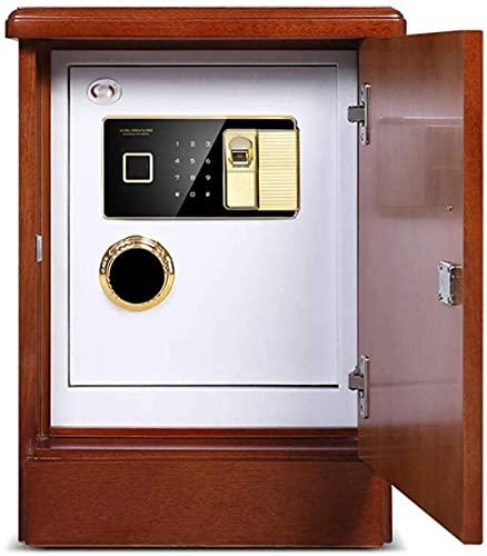 SENWEI Safes Safes - Caja de seguridad digital con teclado (42 x 39 x 56 cm), color blanco