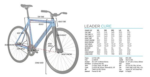 LEADERBIKES(リーダーバイク)『CURE(キュア)』