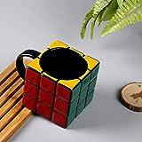 baporee Tazza di Ceramica Creativa a Forma di cubo di Rubik 301-400 ml fer-5
