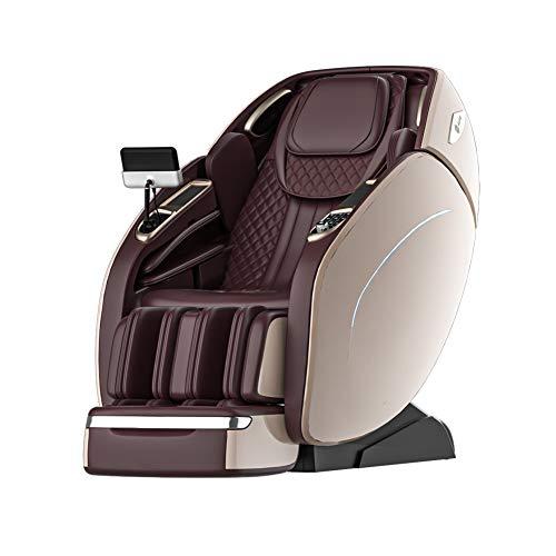 Suful M8 Blue-Tooth SL-Track Ganzkörper-Massagestuhl Sofa Luxus 4D Automatisch Multifunktions Massage Sofa Sessel