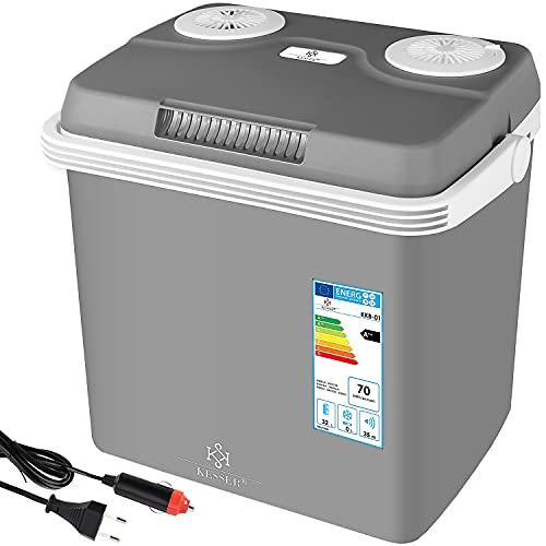KESSER® 32 Liter Kühlbox | KÜHLT und...