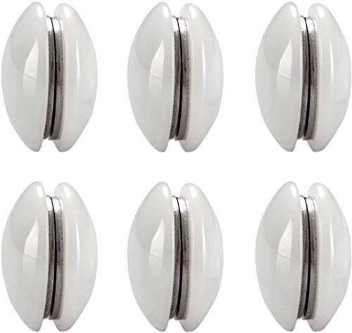 NundY Home Duschvorhang-Gewichte