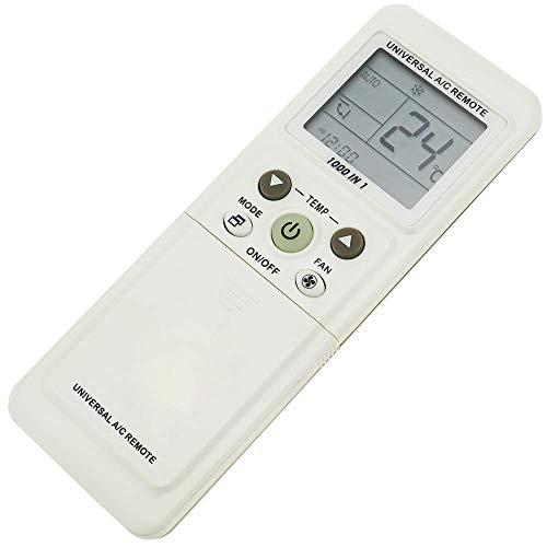 BeMatik - Universal Fernbedienung für Klimaanlage und Heizung