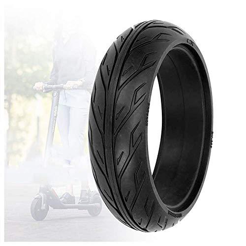 CHHD Neumáticos para patinetes eléctricos, 8x2.125 Neumáticos sólidos a Prueba de explosiones, Resistentes al Desgaste y a Las puñaladas, compatibles con 9 patinetes de Segunda generaci