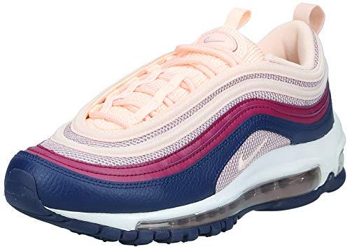 Sneaker Nike Nike Schuhe Air MAX 97 Crimson Tint-Crimson Tint-Plum Chalk (921733-802) 37