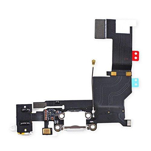 iPhoneSE(2016・第一世代) ドックコネクタ ライトニングコネクタケーブル ホワイト