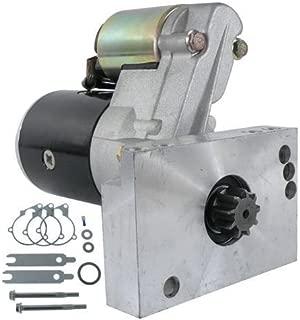 SBC Chevy Mini Starter High Torque Black 1.4KW 153 168 Tooth 350 400 Small Block