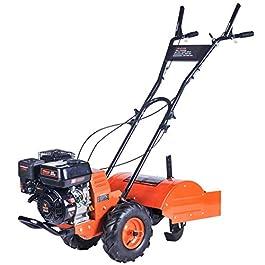 Fuxtec Motobineuse Thermique FX-AF1196 Motoculteur Essence Moteur 4 Temps 196cm3 4kw Fraise Labour De Jardin Cultivateur…