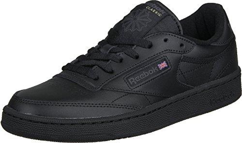 Reebok Club C 85, Zapatillas para Hombre, Negro INT Black Charcoal, 44 EU