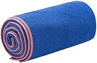 Antislip Solid Yoga Deken Beschermende Mat Handdoek Indoor Dansmat Pilates Fitness Doek 183 * 63cm