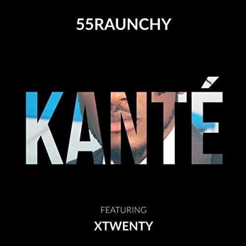 55raunchy feat. Xtwenty